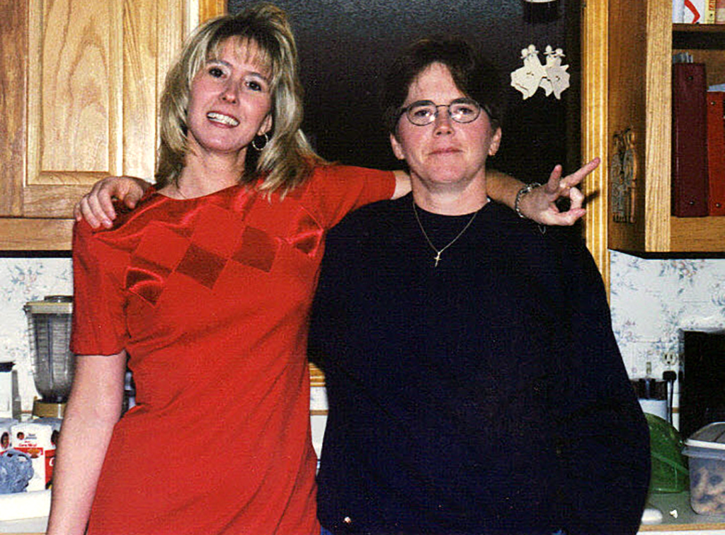 Ann and Aileen - 1998
