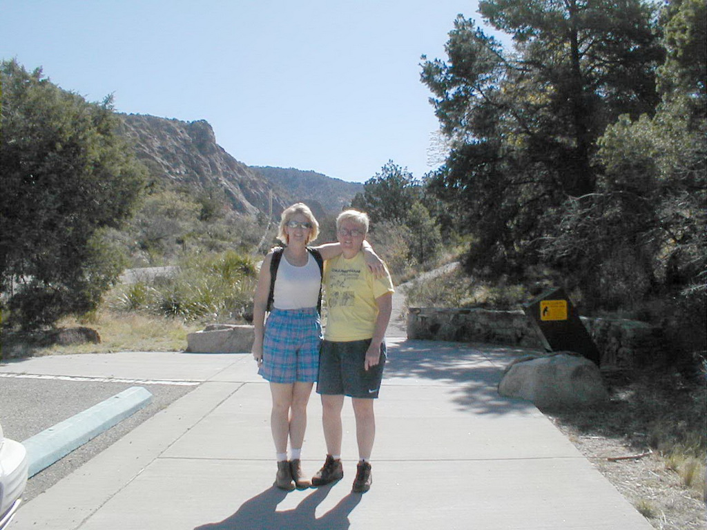 Ann and Aileen