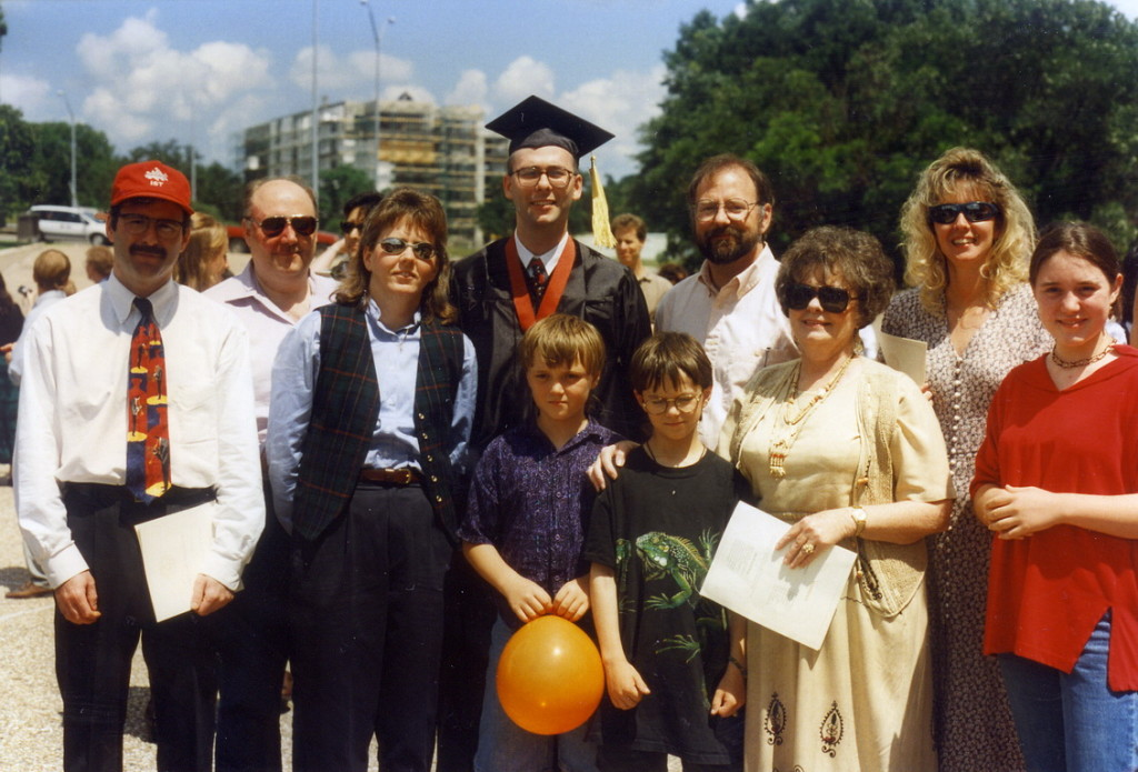 The Millers - Tony's Graduation